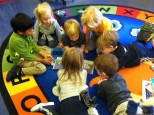 Nursery School Reading - Thursday Morning Club - Madison NJ