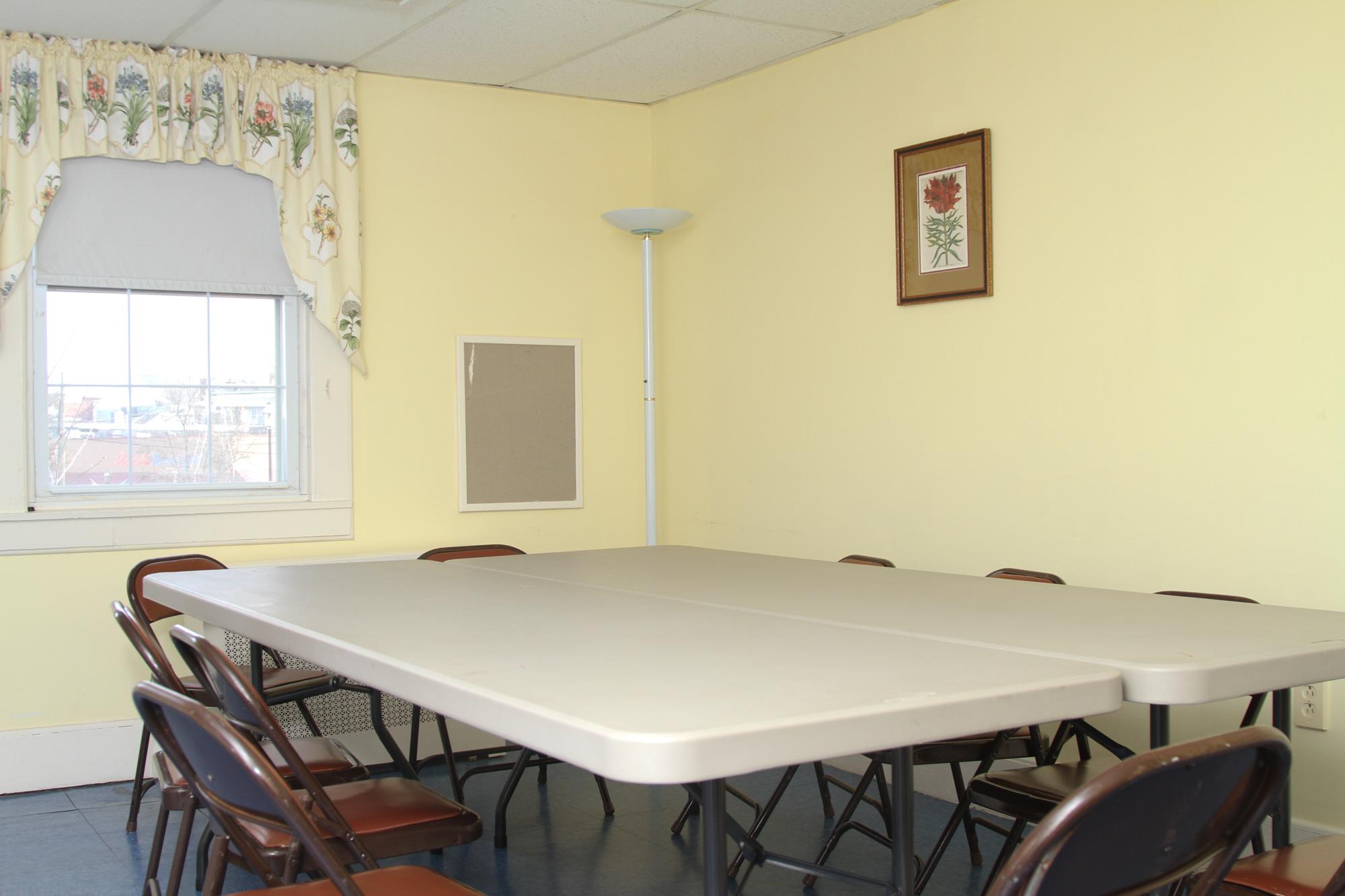6 Meeting Room - Rental Space - Room - Thursday Morning Club